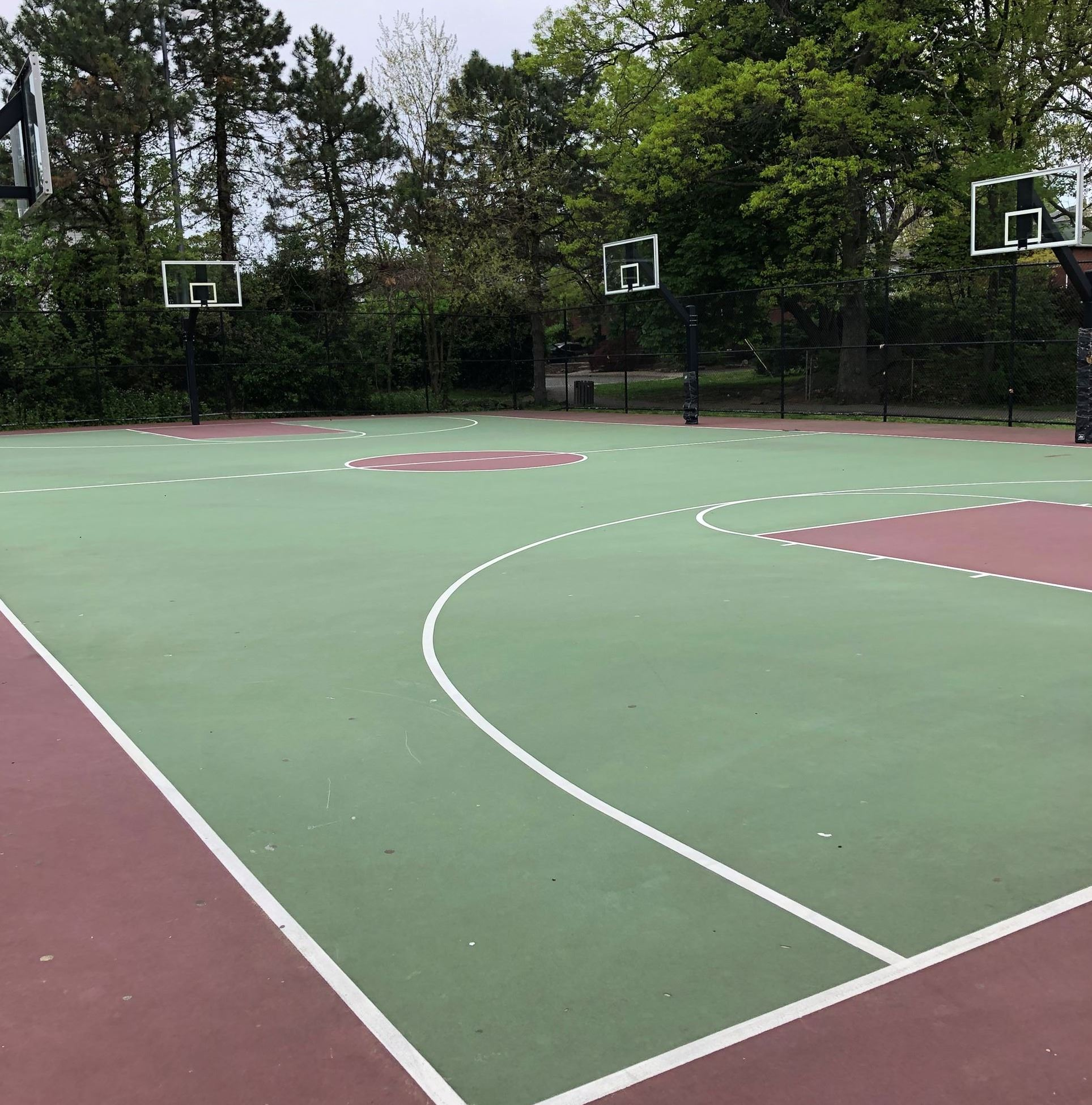 Basketball Court Opens in new window